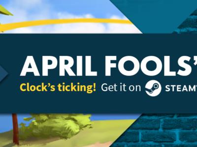 April Fools' Sale is still active!