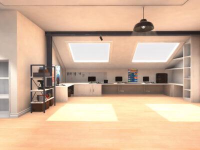 PC Building Simulator – IT Expansion Open Beta