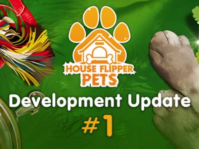 About House Flipper: Pets…