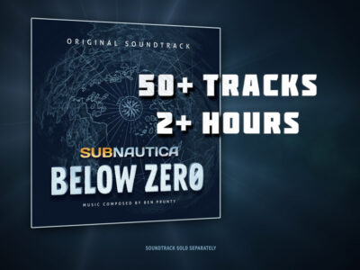 Subnautica: Below Zero Original Soundtrack Released