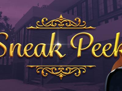 Luxury DLC sneak peek and a new project