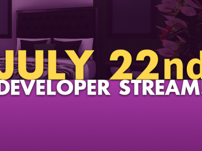Developer stream – Luxury DLC